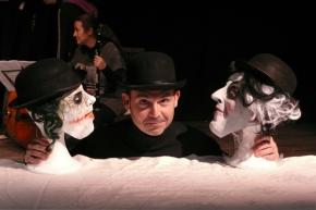 Ensayo 28 de noviembre en el TeatroGuindalera