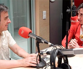 Entrevista a Jorge Fernández Guerra en Música viva de RadioClásica