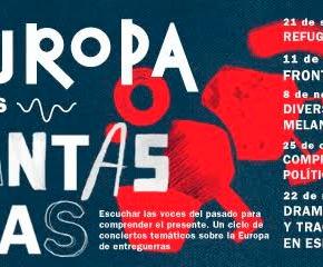 CentroCentro acoge el ciclo Europa y sus fantasmas, una propuesta musical de la CompañíalaperaÓpera